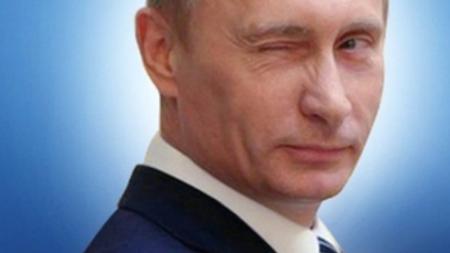 Подборка острот и приколов Путина