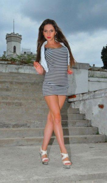 Красивые Украинские девушки из социальных сетей