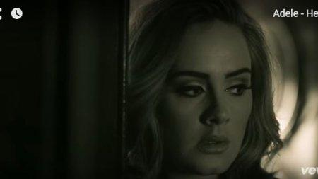 Видео: Певица Adele после 4 лет молчания выпустила новый клип