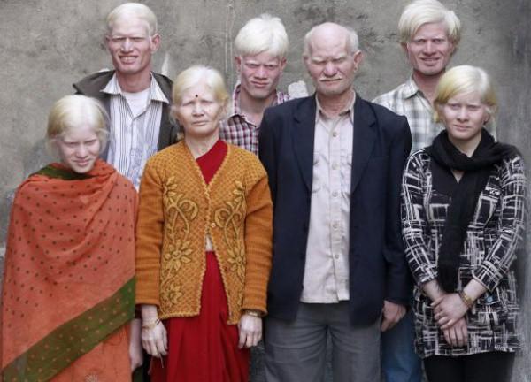 Самые необычные семьи мира
