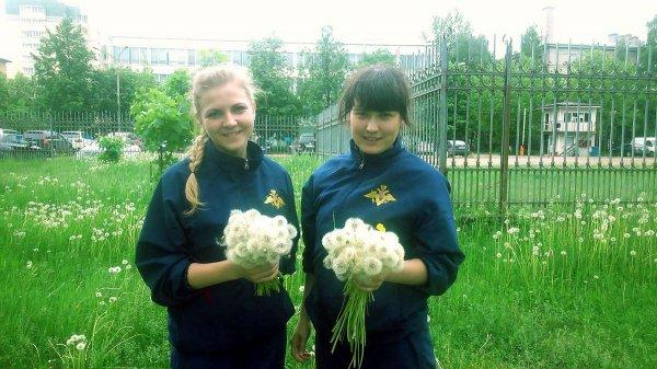 Фото девушек-солдаток служащих в российской армии
