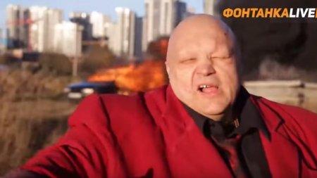 Видео: Стас Барецкий сжег свой BMW