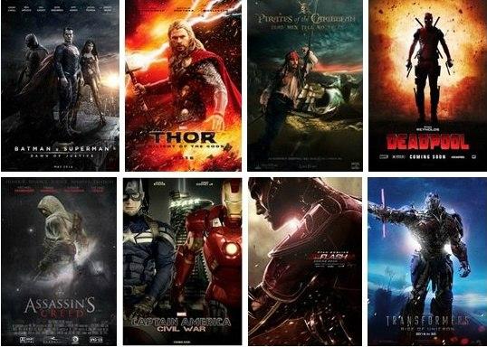 скачать топ фильмы 2016 торрент