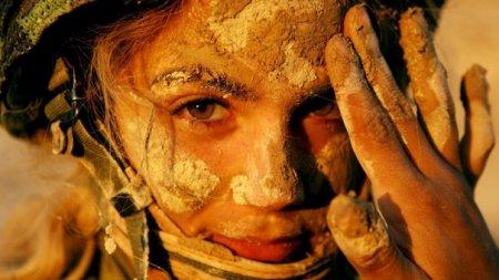 Девушки армии обороны Израиля