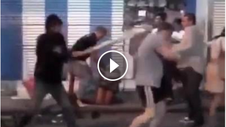 Русский турист развязал драку в Паттайе