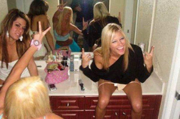 Фейлы с девушками