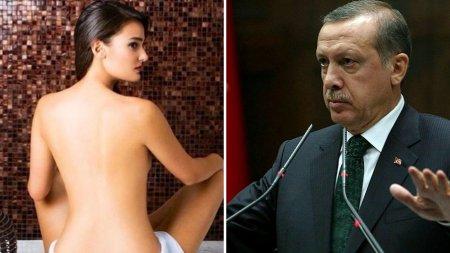 Эрдоган наказал мисс Турции