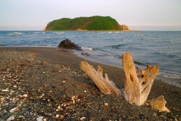 Райские острова в Приморском крае
