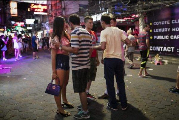 Таиланд намерен бороться с секс-туризмом