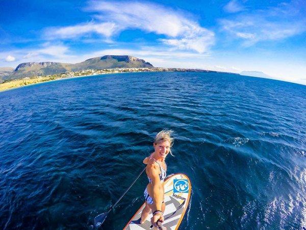 Шведская красавица-пилот стала звездой Instagram