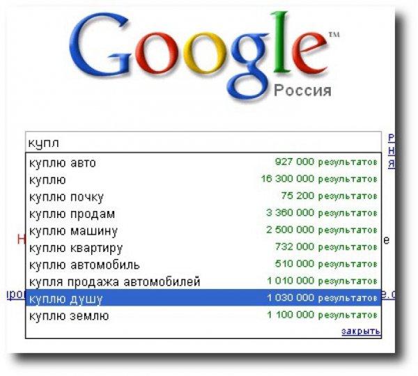 Самые нелепые и глупые запросы в поисковиках
