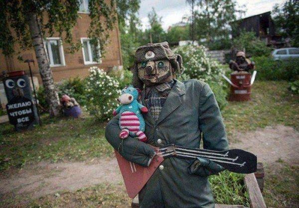 Такое можно встретить только в России. Часть - 7