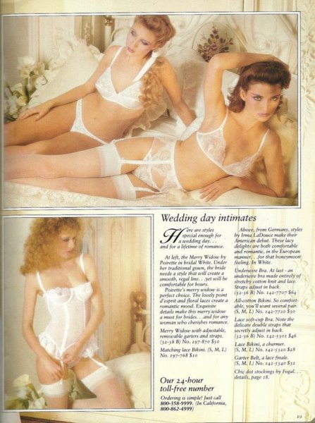 Как выглядел каталог знаменитого белья Victoria's Secret в 1979 год