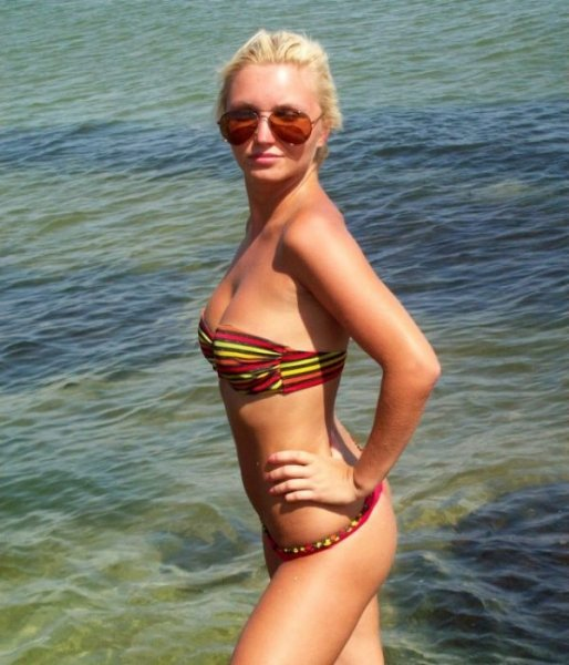Красивые русские девушки из соц.сетей. Часть - 7