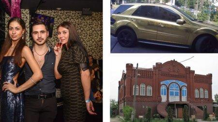 Современные цыгане: дворцы, роскошные машины и яркие вечеринки