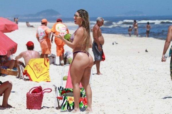 Красотки бразильских пляжей