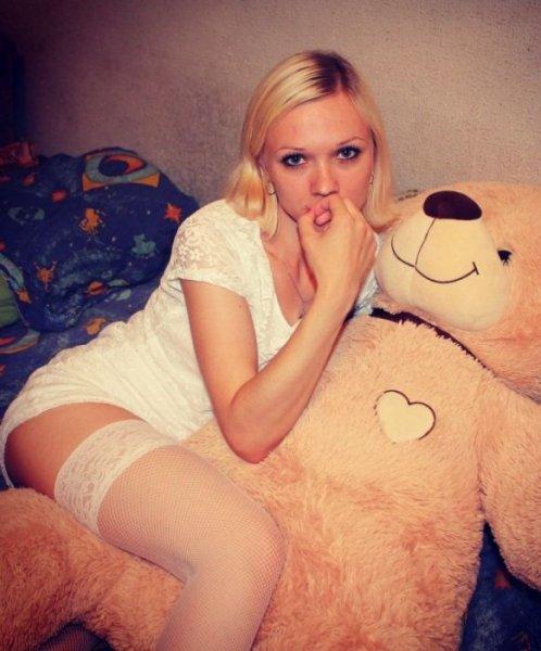 Шальные российские дамы в социальных сетях. Часть - 14