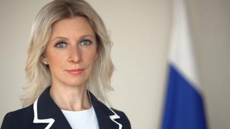 Западные СМИ считают представителя МИД России Марию Захарову мировым секс-символом