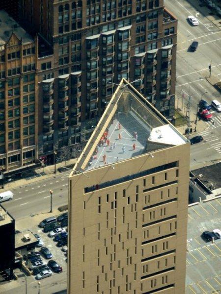 27-этажная тюрьма-небоскреб в Чикаго