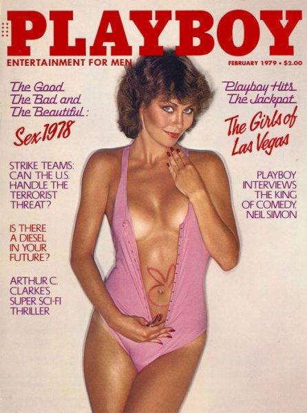 Журнал Playboy вновь снял моделей прошлых лет