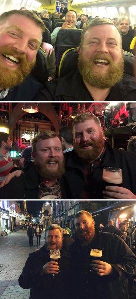 40 счастливчиков, случайно встретивших своих двойников