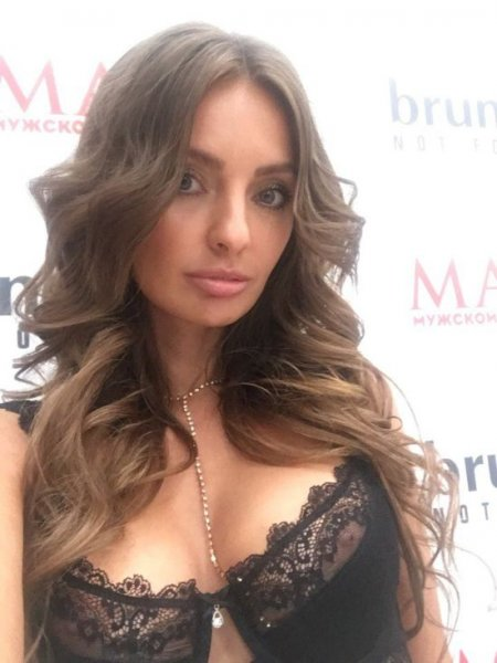 Кристина Чебан-Белькова - очаровательная финалистка конкурса MISS MAXIM 2017
