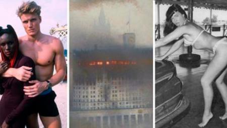 Поймали в объектив: полсотни просто поразительных исторических снимков