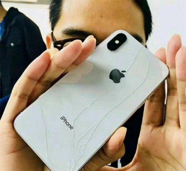 Новые смартфоны iPhone Х оказались невероятно хрупкими