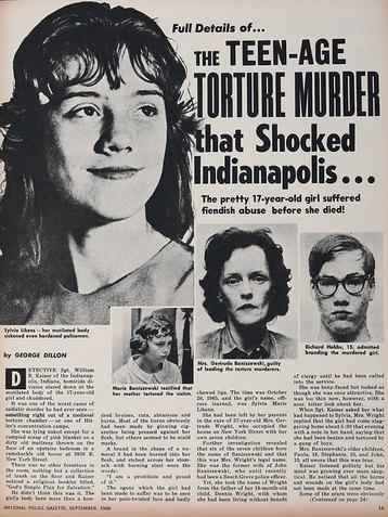 Фильмы о женщинах-убийцах, основанные на реальных событиях