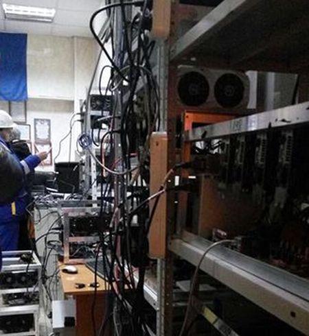 Московский депутат подозревается в хищении электроэнергии для майнинг-ферм