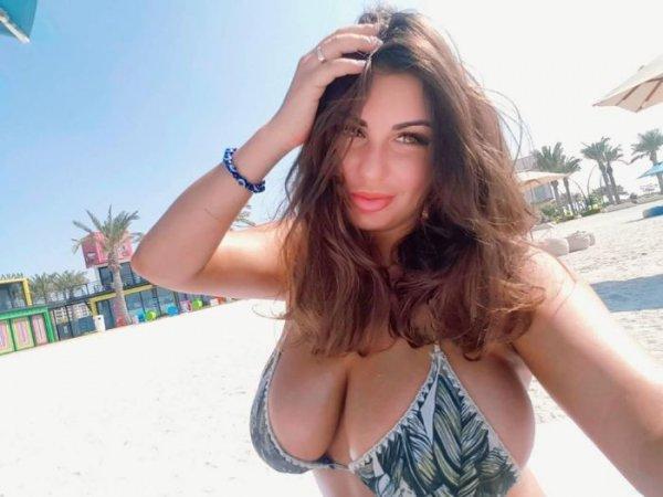 Людмила из Саратова покоряет своими формами Instagram