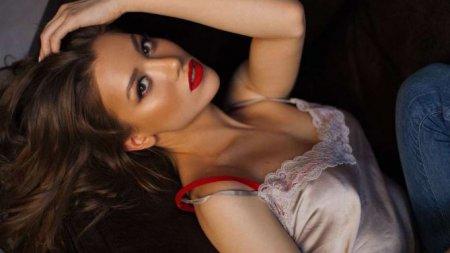 Победительница конкурса «Девушка года Playboy 2017» Лия Ситдикова