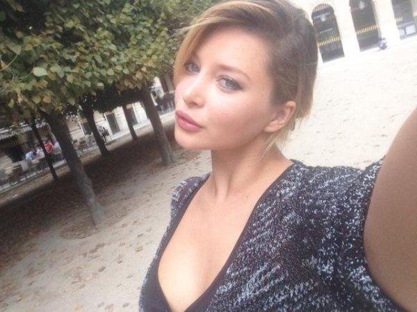 Российская порноактриса Анна Полина номинирована на «Порно-Оскар»