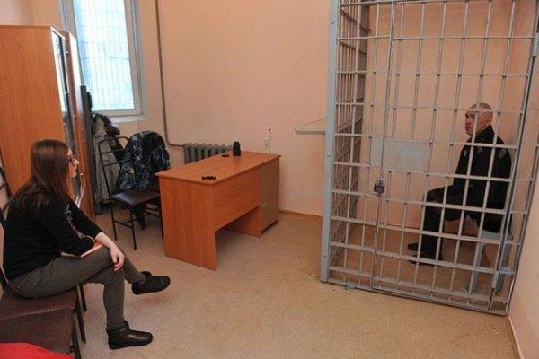 Итальянка влюбилась в русского заключенного и хочет выйти за него замуж