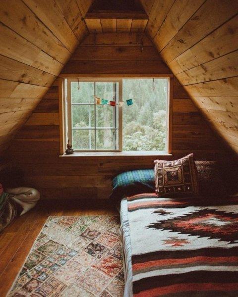 25 уютных деревянных интерьеров, в которых хочется оказаться прямо сейчас