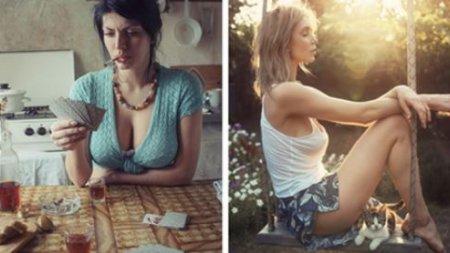 25 невероятно чувственных снимков талантливого украинского фотографа