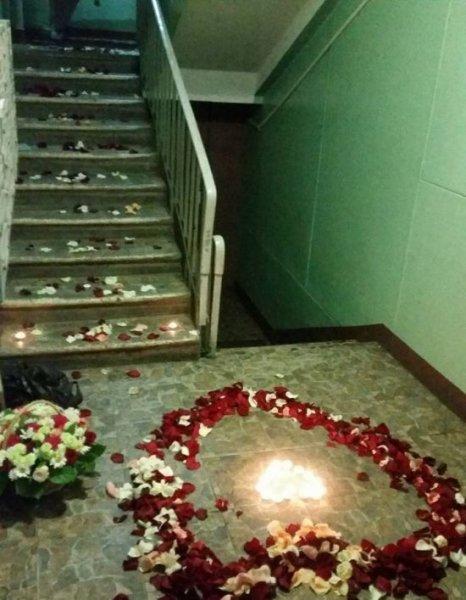 Романтика наших подъездов