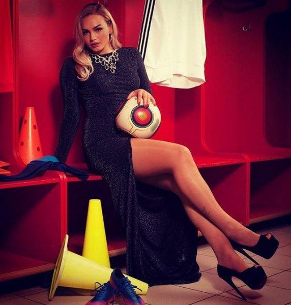 Красавицы чемпионата мира по футболу