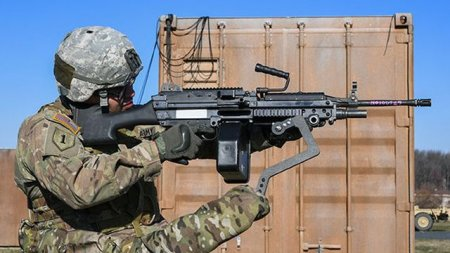 Армия США тестирует «третью руку»