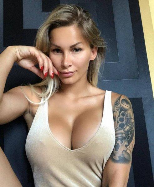 Фото-подборка: Красивые девушки с татуировками. Vol-2
