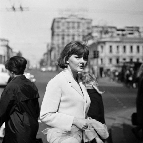 Натуральная красоНатуральная красота женщин Советского Союзата женщин Советского Союза