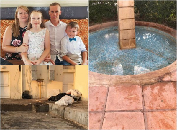 Отдых в Тунисе за £1 500 обернулся кошмаром
