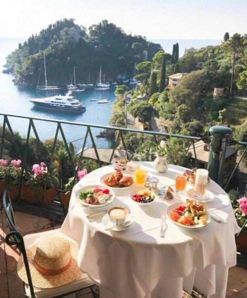Роскошные завтраки из разных уголков мира