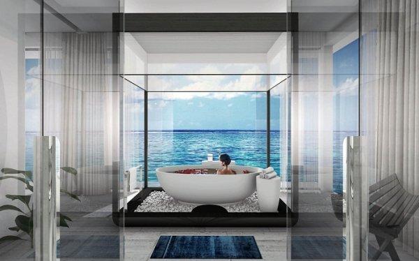 На Мальдивах открылся роскошный подводный отель
