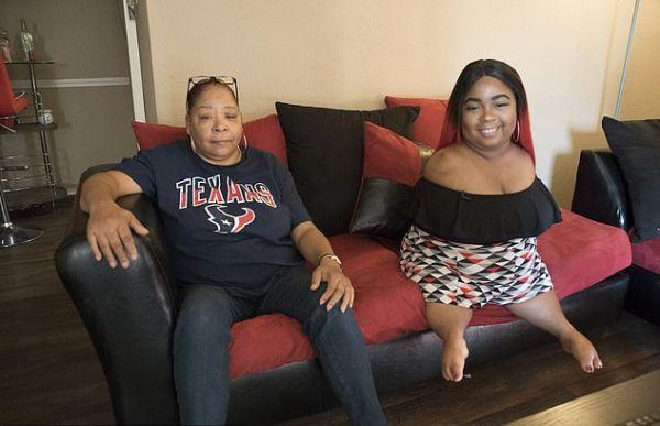 Девушка без рук и ног выходит замуж за полностью здорового мужчину