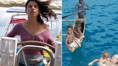 На одной волне: супруги путешествуют в открытом море уже 8 лет и за это время родили троих детей