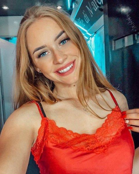 Мария Зотова - очаровательная и опасная каратистка с черным поясом