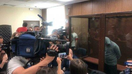 Данила Беглеца, который толкнул росгвардейца во время протестной акции 27 июля в Москве, приговорили к двум годам