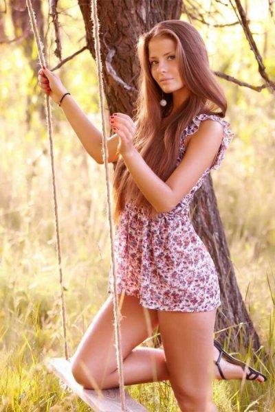 Девушки в соблазнительных летних платьях. Vol -2