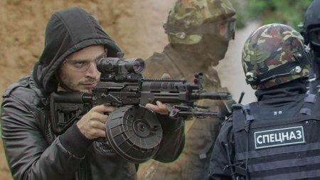 Новейший российский пулемет РПК-16 впервые замечен у спецназа в Сирии